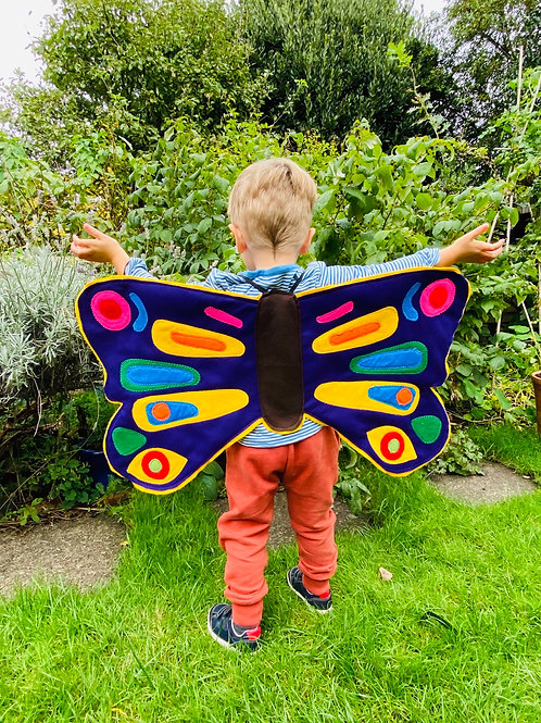 Butterfly Wings, Any Butterfly Costume, Butterfly Dress Up Costume