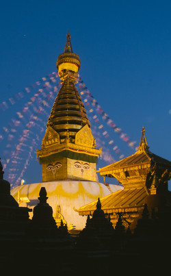 Dharma Advenures Luxury Tours Nepal Link Picture Swayambhu