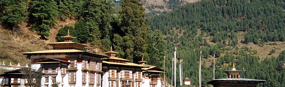 Kurje Lhakhang - Bumthang
