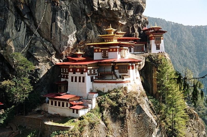 Takhtsang Monastery