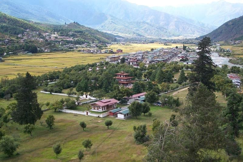 Paro Town