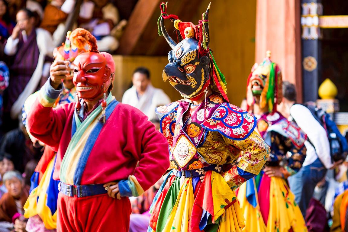 Paro Spring Festival