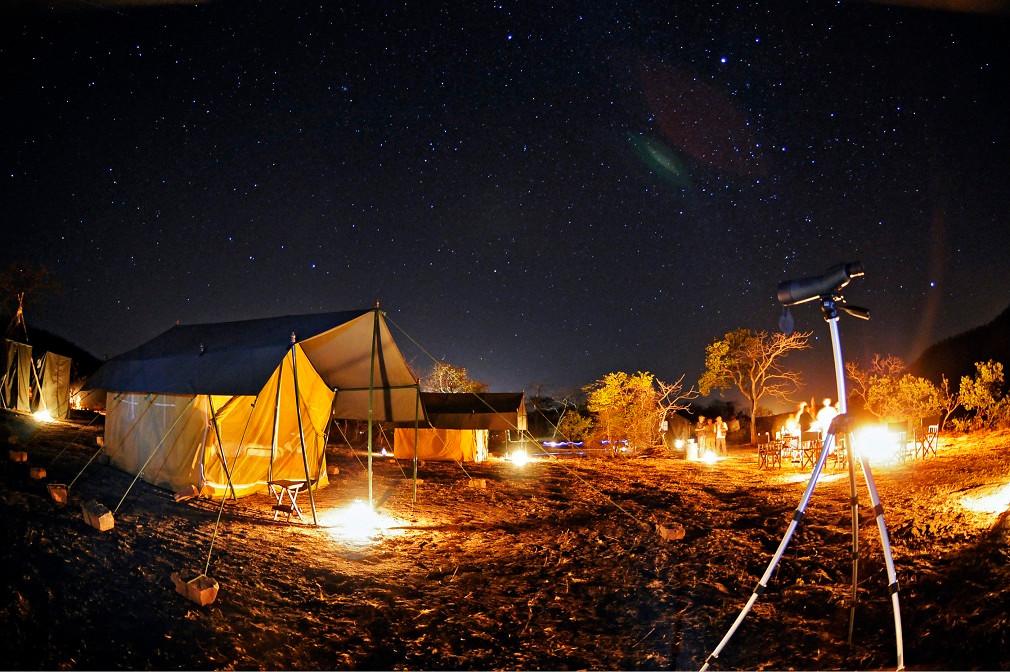 Satpura Camping