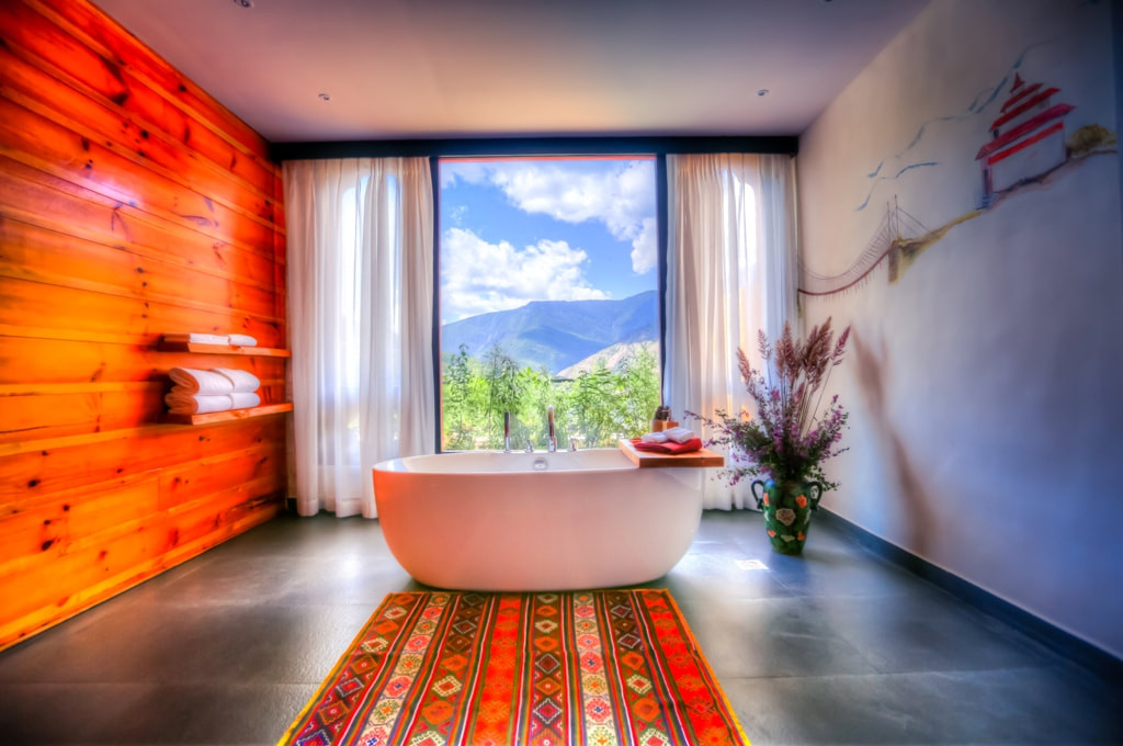 Dewa Spa- one of our hotels on our experiential tours