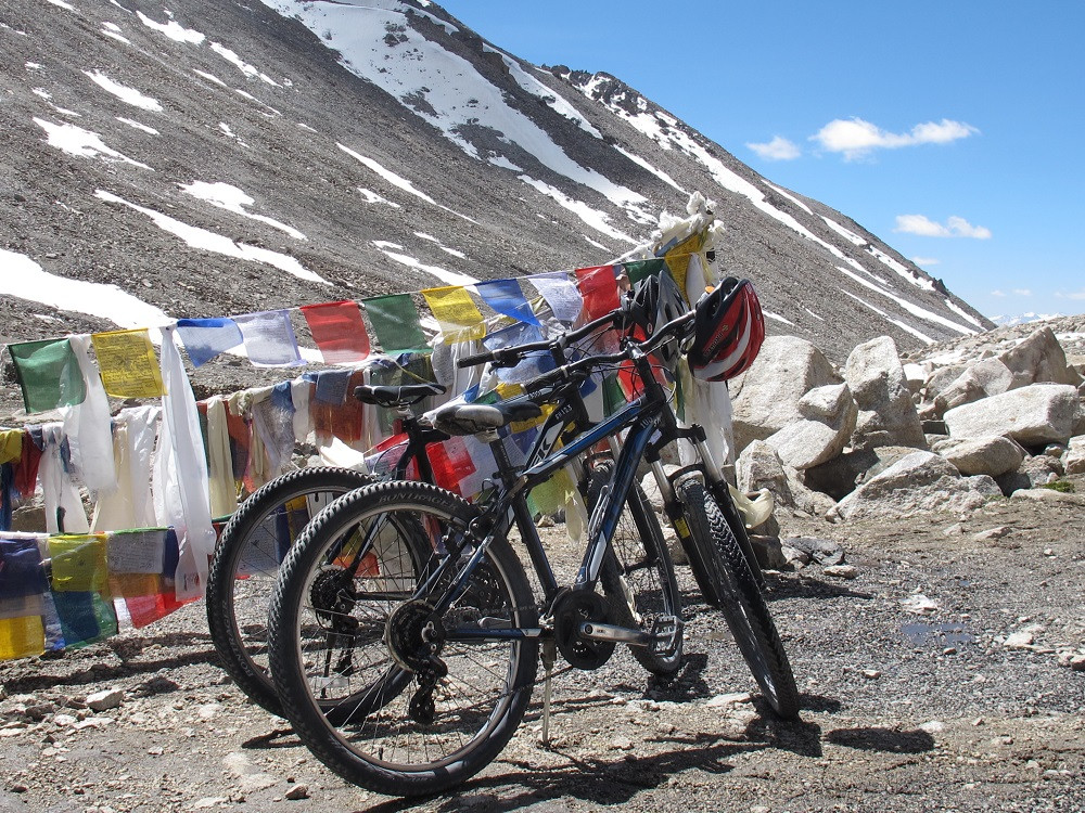 Cycles and Prayerflags