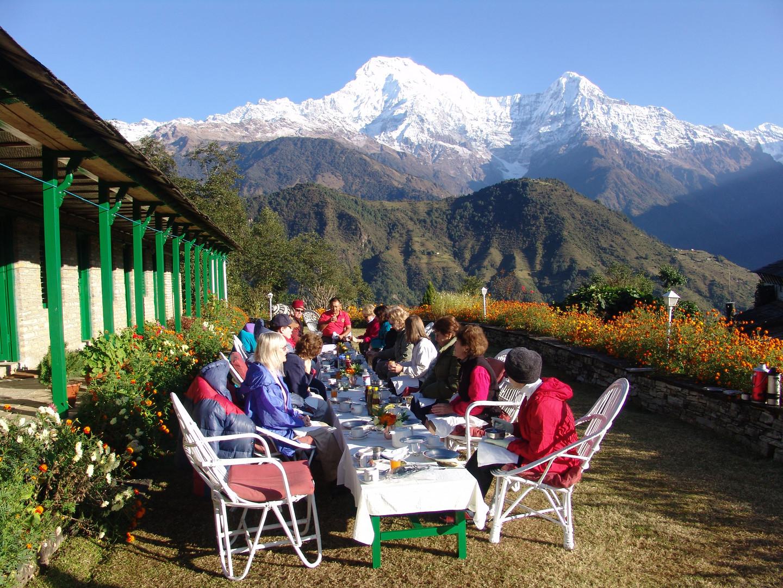Experiential Tour Himalaya Lodge