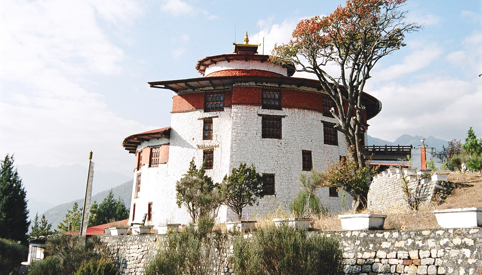 Ta-Dzong - National Musuem of Bhutan