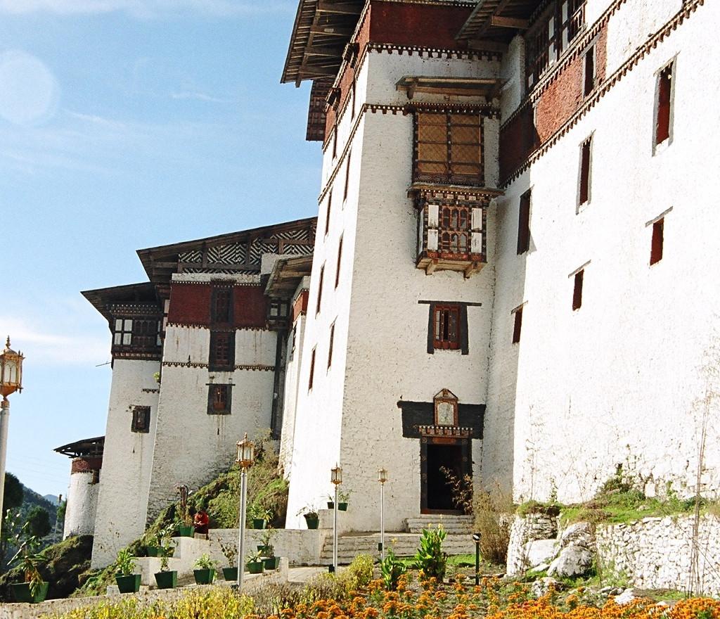 Jakar Dzong