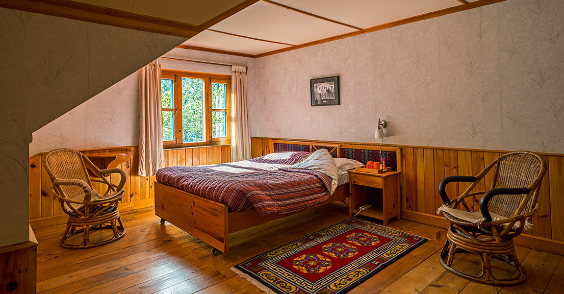 One of our preffered lodges in the everest region for chosen for our experiential journeys