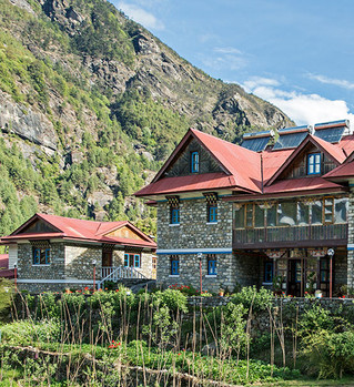 Everest Summit Lodge - Monjo Lodge exter