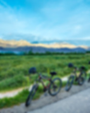 Experiential tours cycling in India