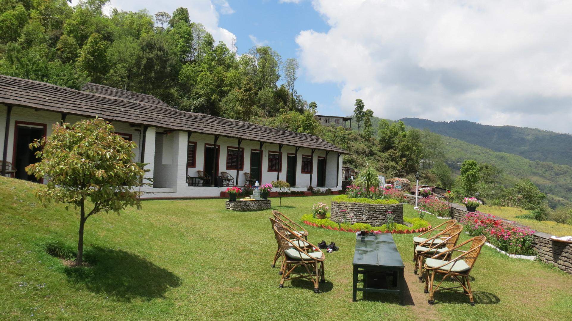 Basanta Lodge (Dhampus).JPGExperiential tour trekking lodge