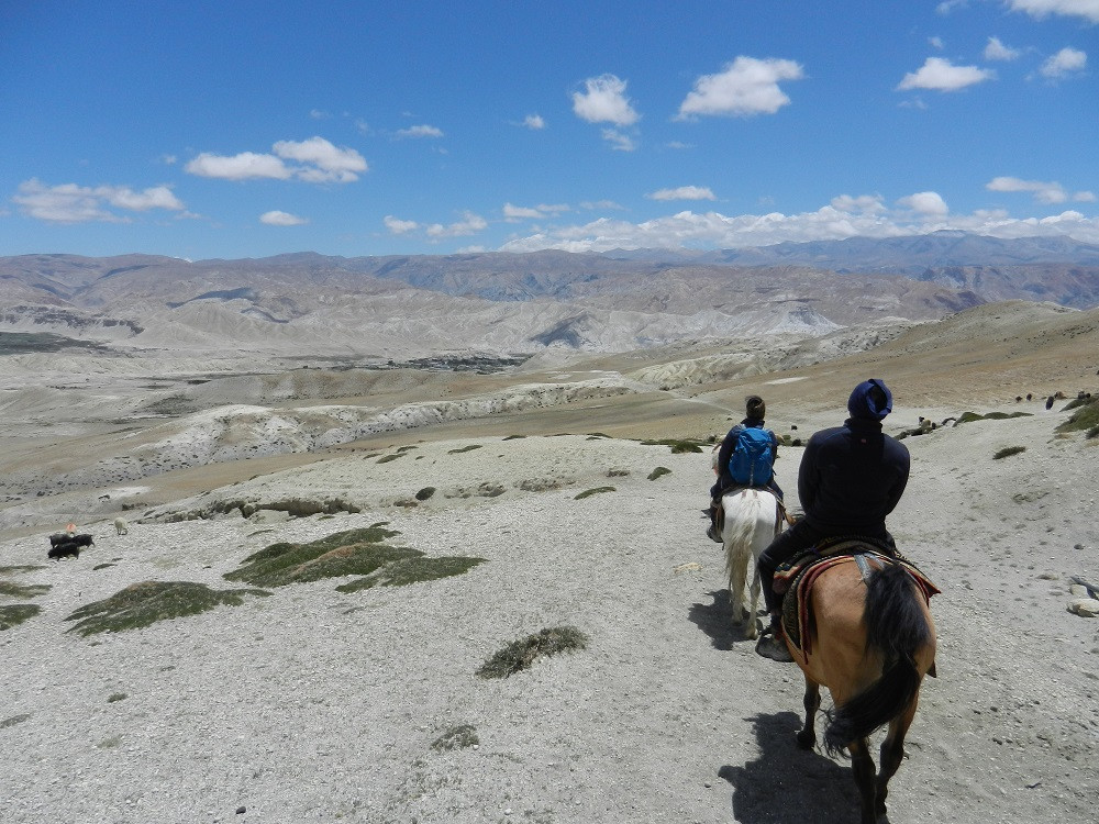 Upper Mustang Trek.