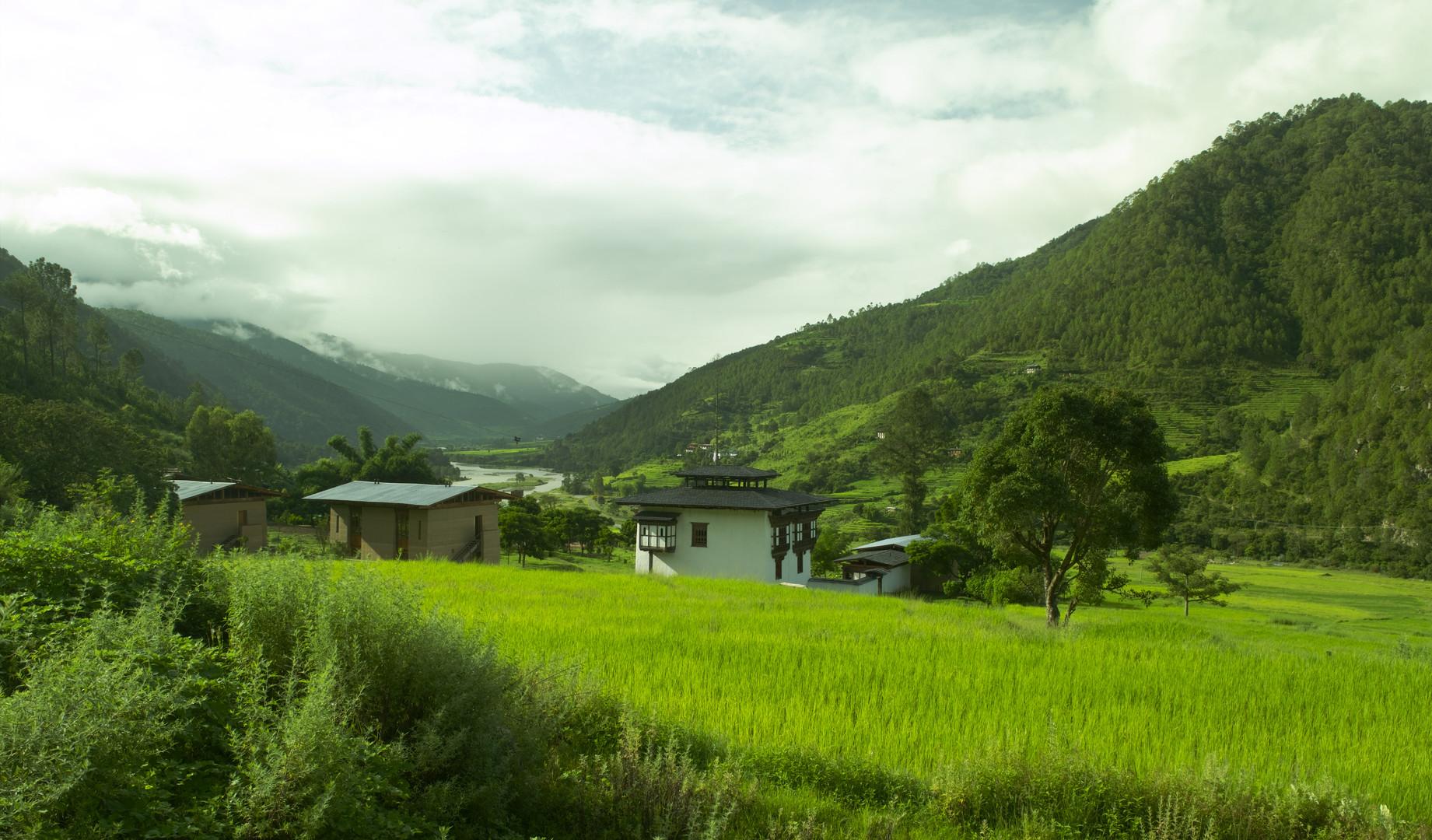 Punakha Lodge - Aman Kora