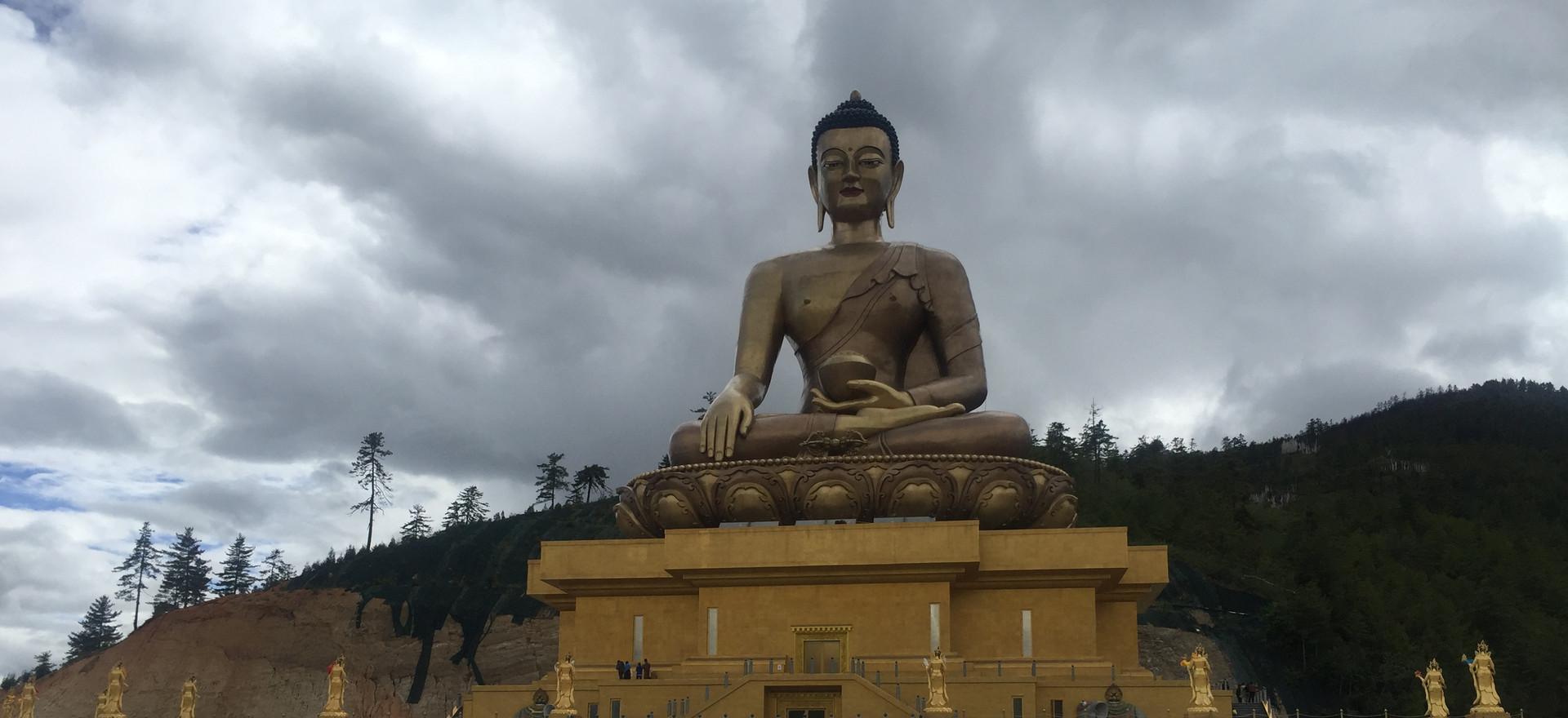 Budha Dordenma Point, Thimphu.