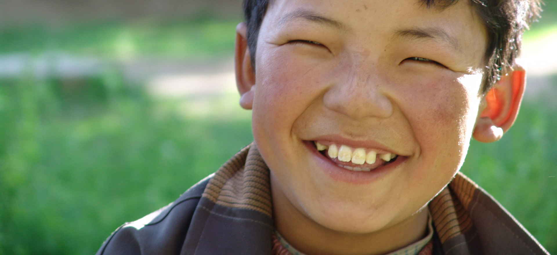 A Tibetian Lad