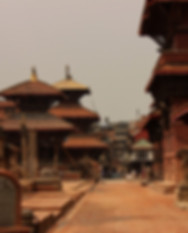 While on Holiday in Nepal, Patan Durbar Square.