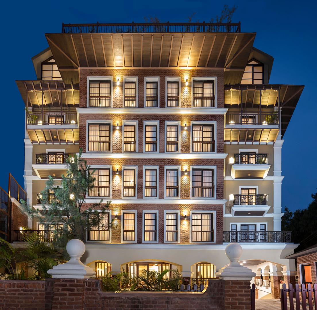 Nepali Ghar Hotel