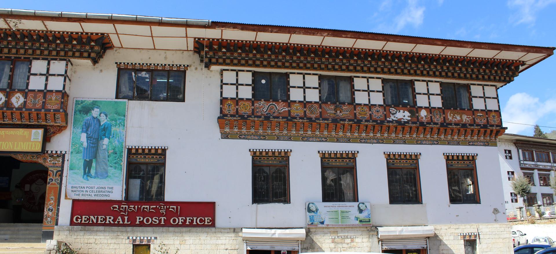 Paro Post Office