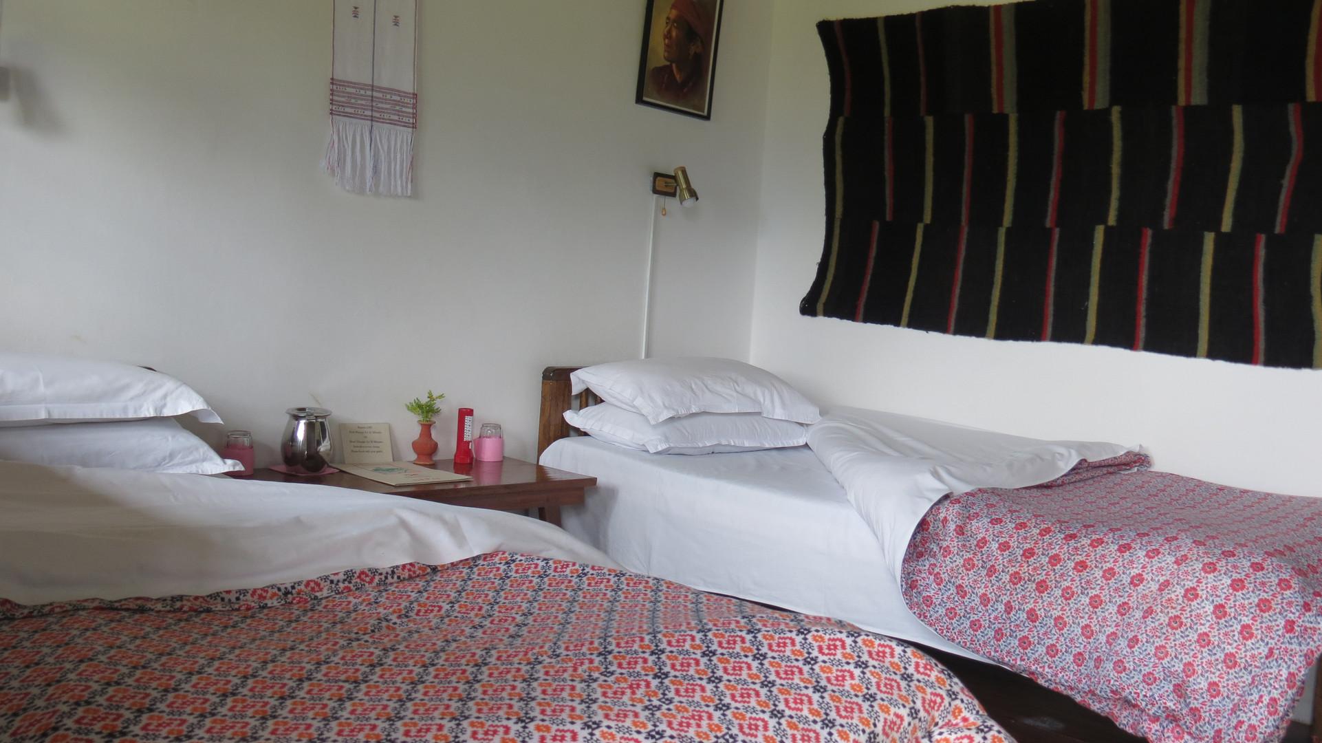 Basanta Lodge (Room).JPGExperiential tour trekking lodge