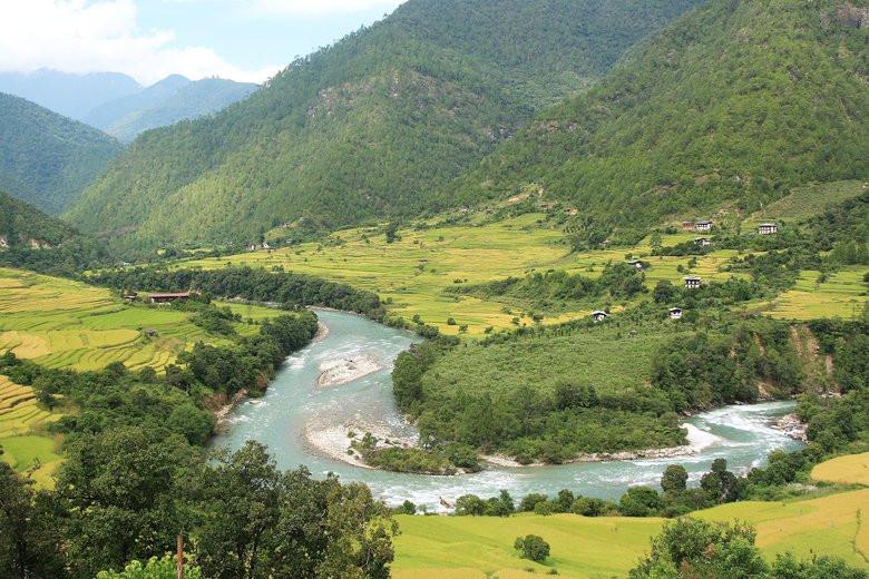 Uma Punakha Punakha Valley