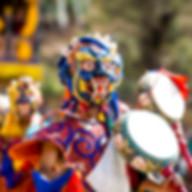 Bhutan Paro Spring Festival