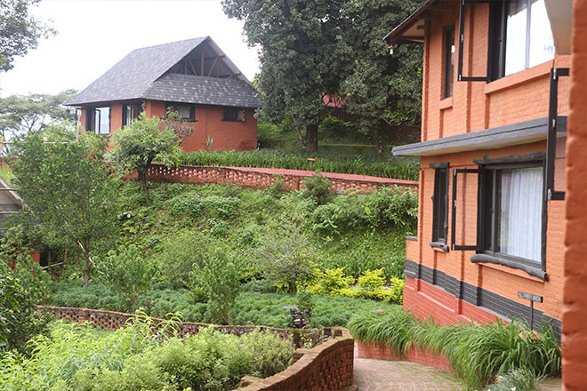 Dhulikhel Mountain Resort preffered experiential tour resort.