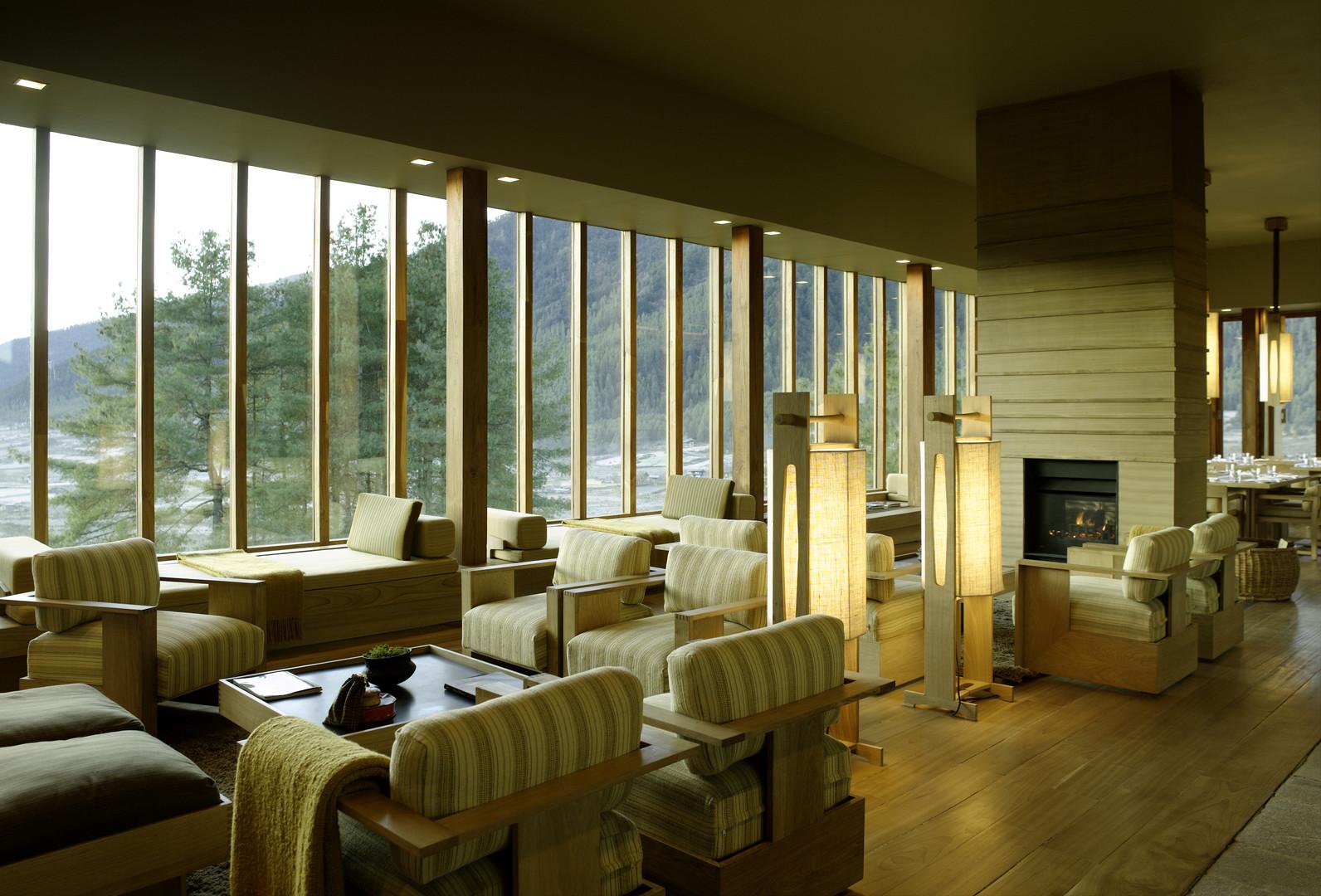 Amankora - Gangtey Living Room