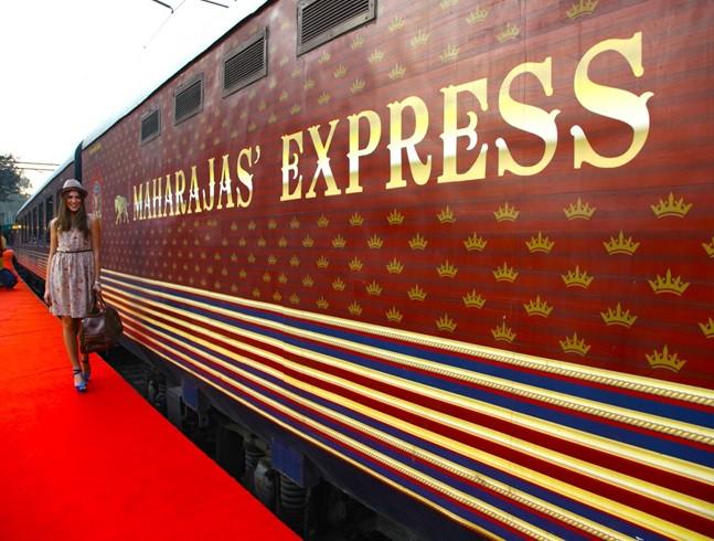 Luxury Train- Maharaja Express