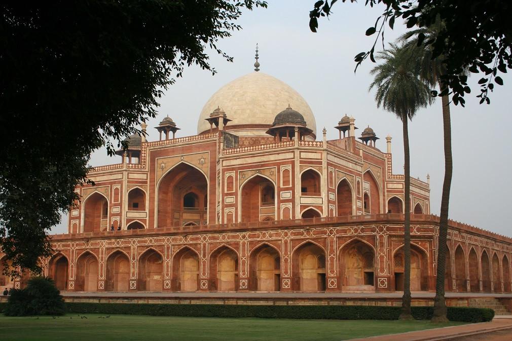 Delhi - Humayan's Tomb