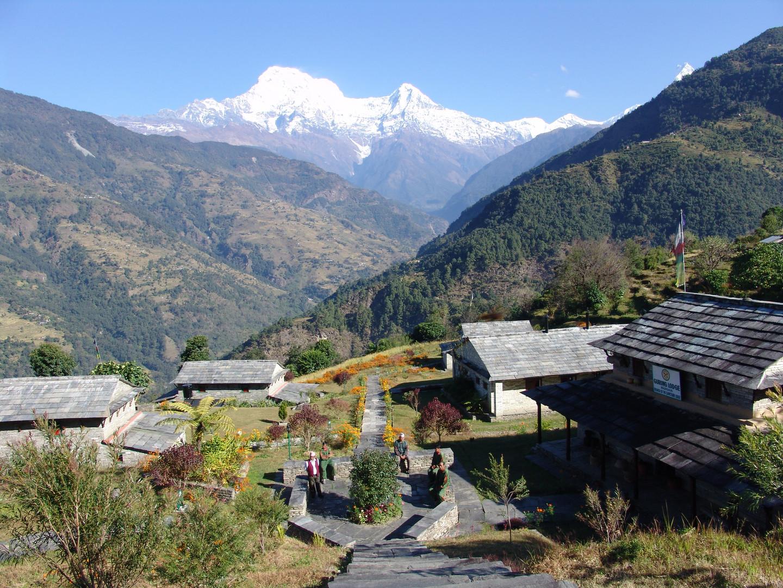 Experential tour trekking lodge