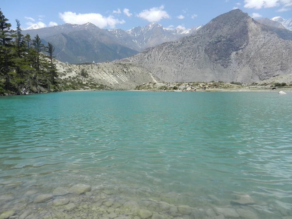 Upper Mustang Lake