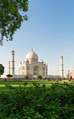 021-The Oberoi Amarvilas, Agra - Taj Mah
