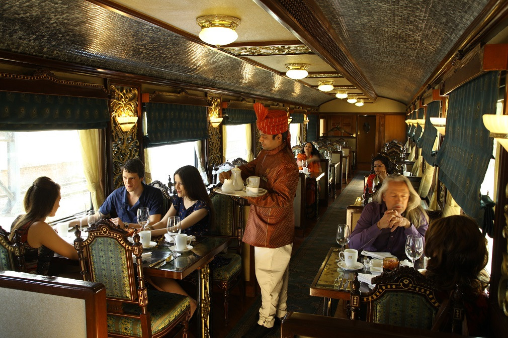The Maharaja Express