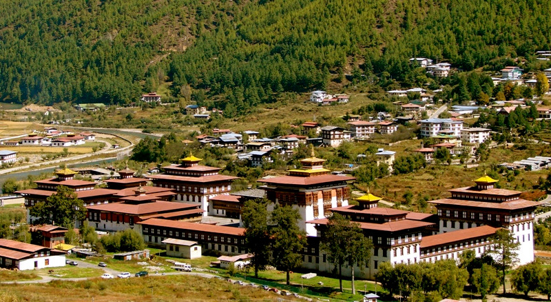 Tashichoe Dzong