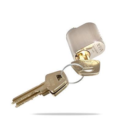 Ekstra låssylinder m/nøkler