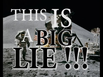 MUCH MORE THAN FLAT, I CANT BELIEVE THEY LANDED ON THE MOON! NO! I REALLY CANT!