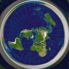 Depiction of Flat/Concave/Earth/Soci