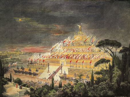La pira funeraria de Hefestión: el funeral más espectacular de la historia