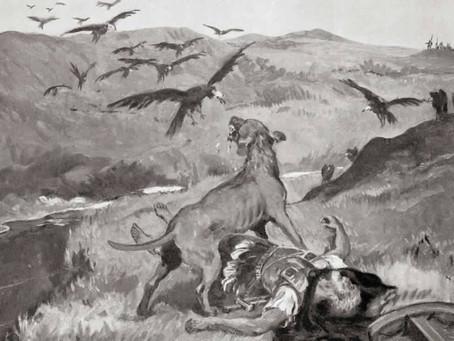 Hircano: el fiel perro de uno de los diádocos de Alejandro Magno