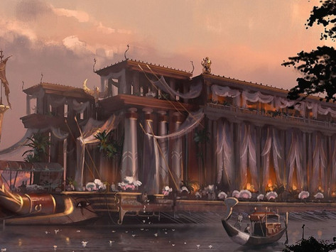 Los colosos flotantes de los faraones: las naves más grandes de la Antigüedad