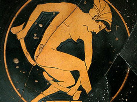 Olisbos: los consoladores con los que las antiguas griegas sobrellevaban la ausencia de sus maridos