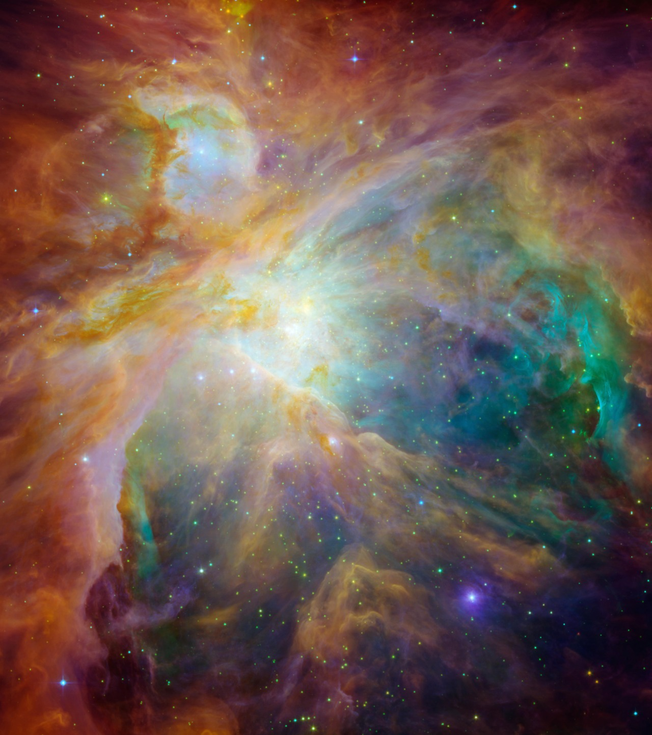 Fake Universe from Hubble.