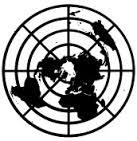 United Nations Flat Earth Flag