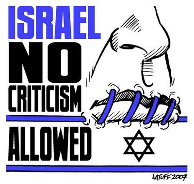 Israel-criticism