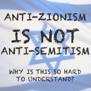 Anti-zionism+is+not+anti-semitism+why+is+this+so+hard+to+understand