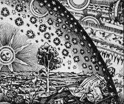 Hebrew cosmology of flat/earth...