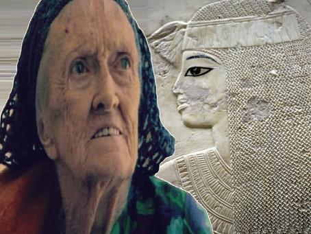 Omm Seti: la inglesa que afirmaba ser la reencarnación de una antigua sacerdotisa egipcia de Abydos