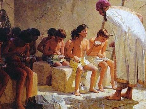 """El fenómeno del """"adolescente problemático"""" registrado ya en una tablilla sumeria de hace 4000 años"""