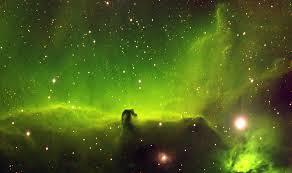 NASA's depiction of fake universe...